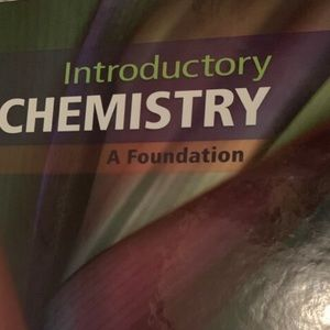 Other - Introductory Chemistry A Foundation